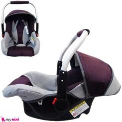 کریر نوزاد و کودک بادمجانی اسپرینگ Espring infant carrier