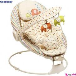 گهواره برقی موزیکال نوزاد گود بی بی Goodbaby cradling bouncer