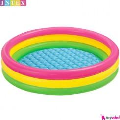 وان بادی و استخر کودک 114cm اینتکس Intex Kids Pool