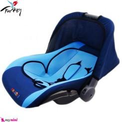 کریر نوزاد آبی سرمه ای ترکیه Infant Car Seat
