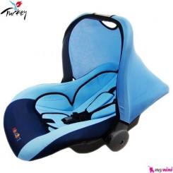 کریر نوزاد آبی ترکیه Infant Car Seat