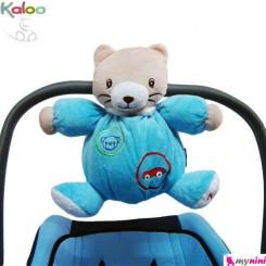 آویز کریر و آویز تخت موزیکال کودک گربه کالو KALOO Plush Toys