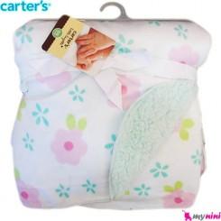 پتو گل نوزاد و کودک کارترز Carter's