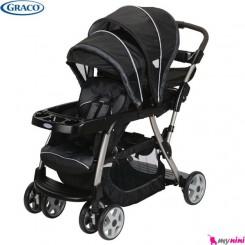 کالسکه دوقلو نوزاد و کودک گراکو Graco Metropolis Stroller