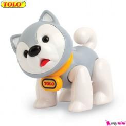سگ اسکیمو اسباب بازی تولو TOLO Toys