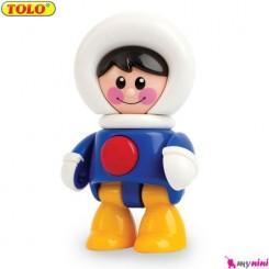 پسر اسکیمو اسباب بازی تولو TOLO Toys