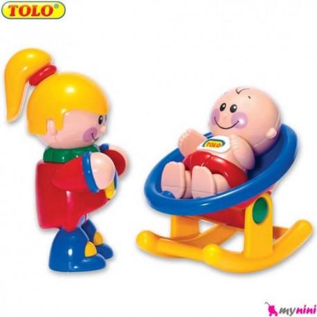 اسباب بازی نوزاد پسر