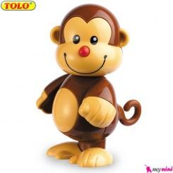 میمون اسباب بازی تولو TOLO Toys