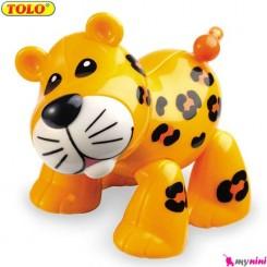 پلنگ اسباب بازی تولو TOLO Toys