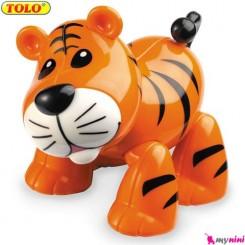 ببر اسباب بازی تولو TOLO Toys
