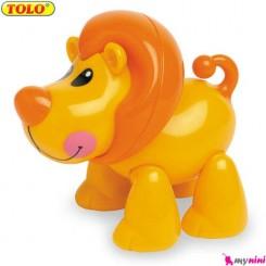 شیر نر اسباب بازی تولو TOLO Toys