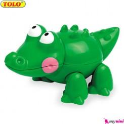 تمساح اسباب بازی تولو TOLO Toys