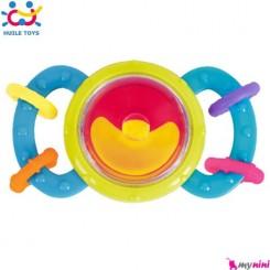 جغجغه و دندانگیر تعادلی هویلی تویز Huile Toys