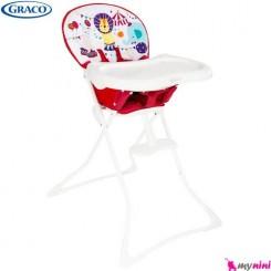 صندلی غذا نوزاد و کودک گراکو Graco Tea Time Circus