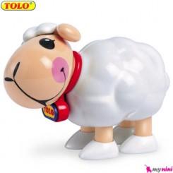گوسفند اسباب بازی تولو TOLO toys first friends