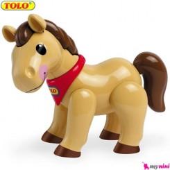 اسب پونی اسباب بازی تولو TOLO toys first friends