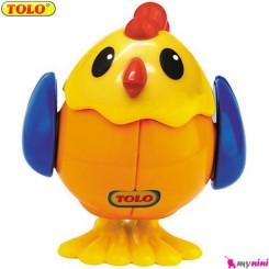جوجه اسباب بازی تولو TOLO toys first friends