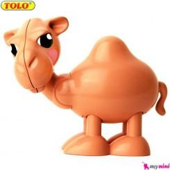 شتر اسباب بازی تولو TOLO toys first friends