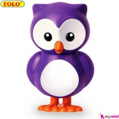 جغد اسباب بازی تولو TOLO toys first friends