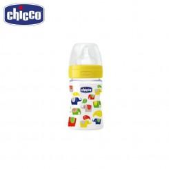 شیشه شیر well Being 150ml سیلیکونی چیکو Chicco