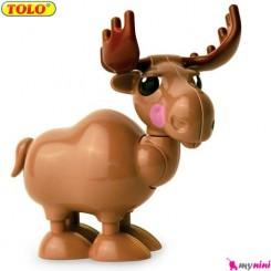 گوزن اسباب بازی تولو TOLO toys first friends