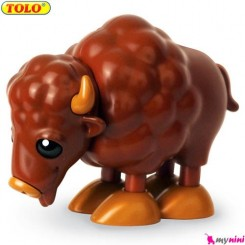 بوفالو اسباب بازی تولو TOLO toys first friends