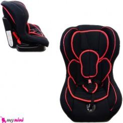 صندلی ماشین مشکی قرمز کودک کودکیاران Car Seat