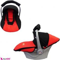 کریر نوزاد و کودک قرمز مشکی عسل Infant car seat