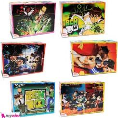 پازل مکعبی 6 وجهی کودک Educational toys