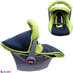کریر نوزاد و کودک سبز نوک مدادی عسل Infant car seat