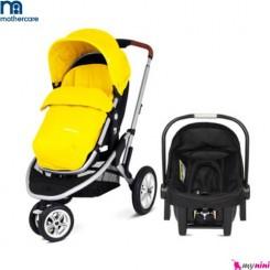 کالسکه مادرکر و کریر نوزاد اکسپدیور Mothercare Xpedior Pram and Pushchair
