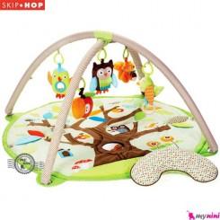 تشک بازی نوزاد و کودک جنگل اسکیپ هاپ Skip Hop tree top activity gym