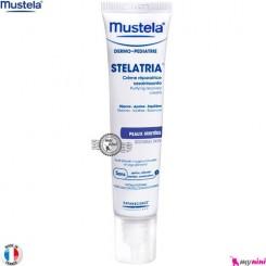 کرم درمان کننده زخم و جوش نوزاد و کودک استلاتریا ماستلا mustela stelatria