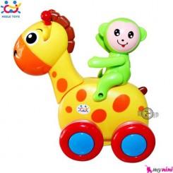 سوارکار هویلی تویز Huile toys friction animals