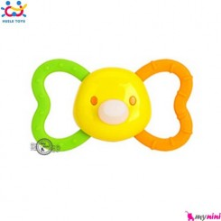 دندانگیر هویلی تویز فیل Huile Toys baby elephant teether