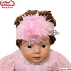 تل مو نوزاد ببتو ترکیه Bebetto baby hair band