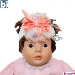 تل مو نوزاد بی بِی بی پاپیونی ترکیه Bibaby baby hair band