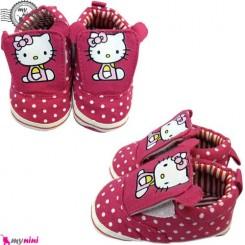 کفش بچه کیتی صورتی Girl Shoes