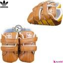 کفش اسپرت بچگانه آدیداس قهوه ای Adidas baby shoes