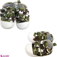 کفش نوزاد و کودک کماندویی Baby shoes