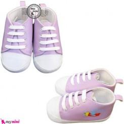 کفش بچگانه یاسی هواپیما Baby shoes