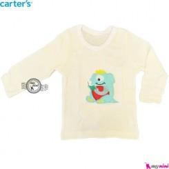 لباس کارترز آستین بلند غول carter's long sleeve t shirts