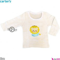 لباس کارترز آستین بلند شیر carter's long sleeve t shirts