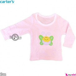 لباس کارترز 9 ماه carter's long sleeve t shirts