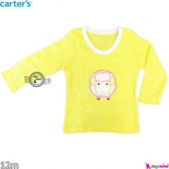 بلوز کارترز 12 ماه carter's long sleeve t shirts