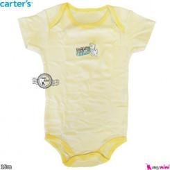 بادی کارترز آستین کوتاه 18 ماه Carter's short sleeve bodysuits
