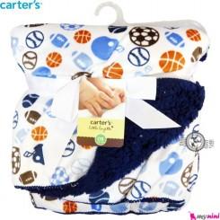 پتو کارترز توپ Carter's blanket