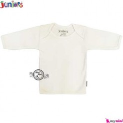 بلوز جونیورز آستین بلند نخی Juniors baby shirt