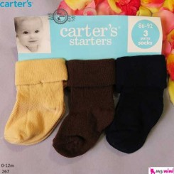 جوراب کارترز Carter's baby socks