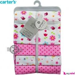 خشک کن کارترز کفشدوزک Carters newborn blanket